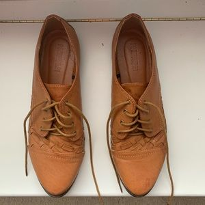 Forever 21 oxfords